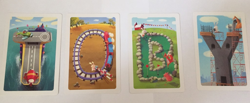 the appealing rabbit alphabet cards game norwegian dutch english review