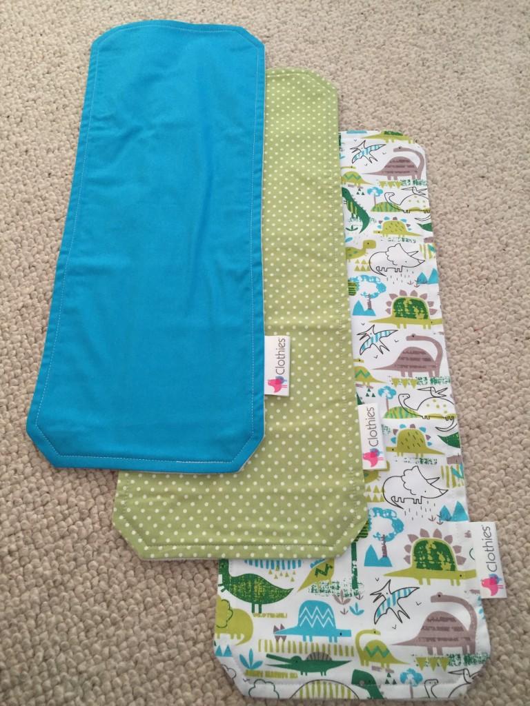 clothies review giveaway dinsoaur print