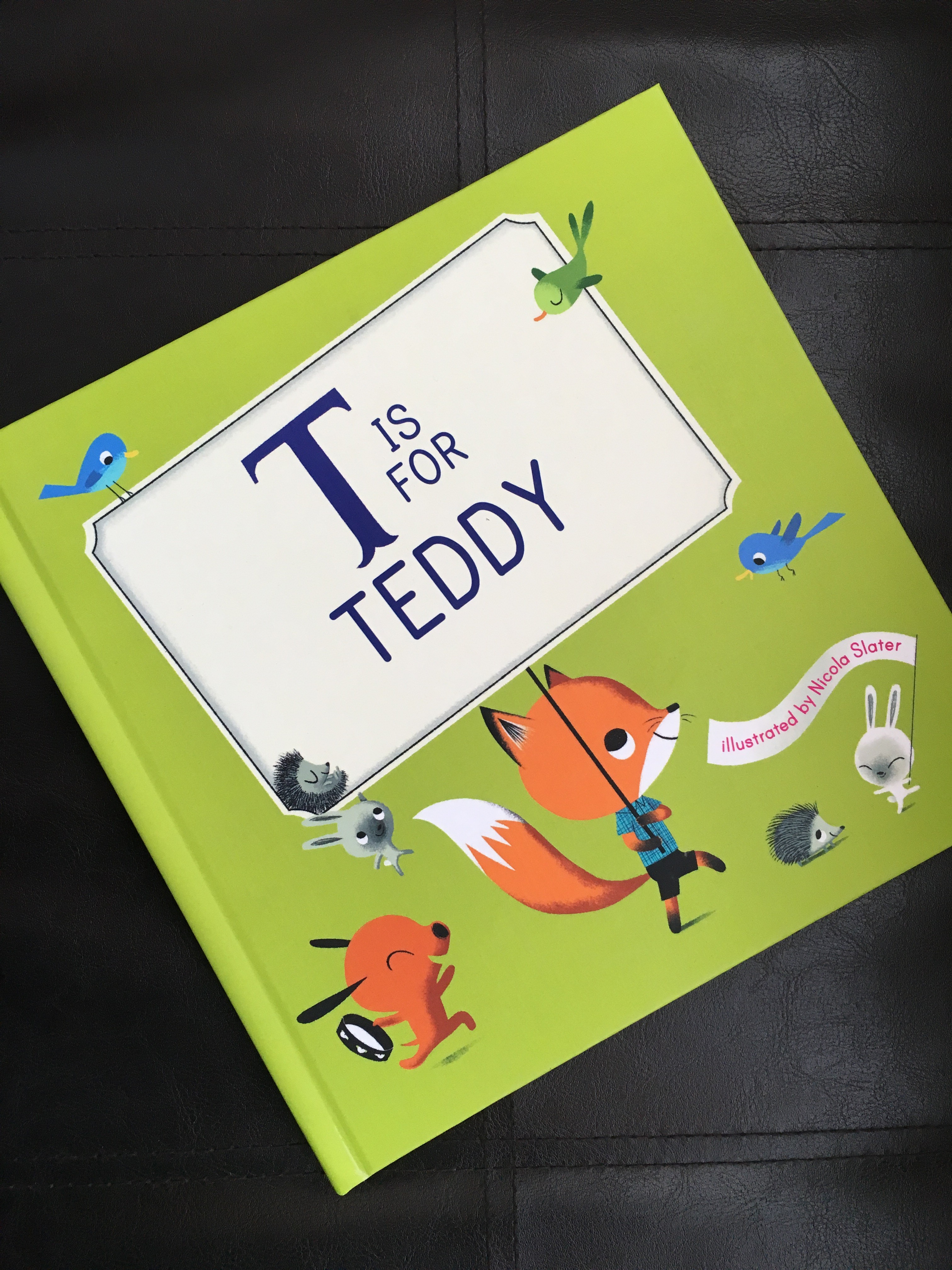Gift guide non chocolate easter ideas the brookfield lining i see me t is for teddy personalised book easter gift guide alternative to chocolate reading negle Images