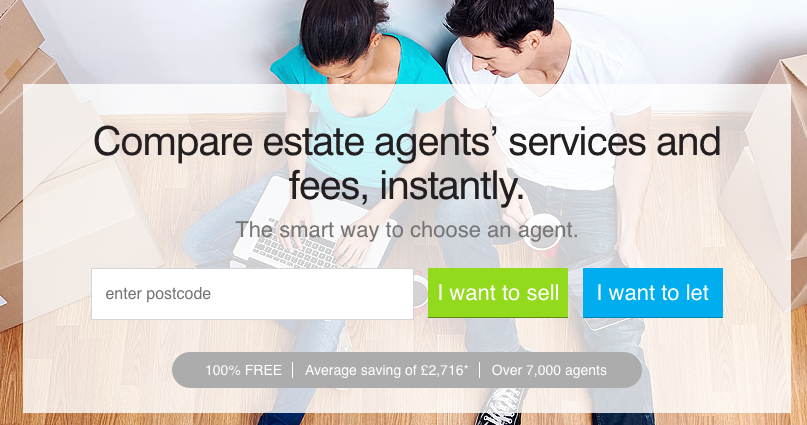 netanagent netanagent.com estate agent price comparison website save money moving house review