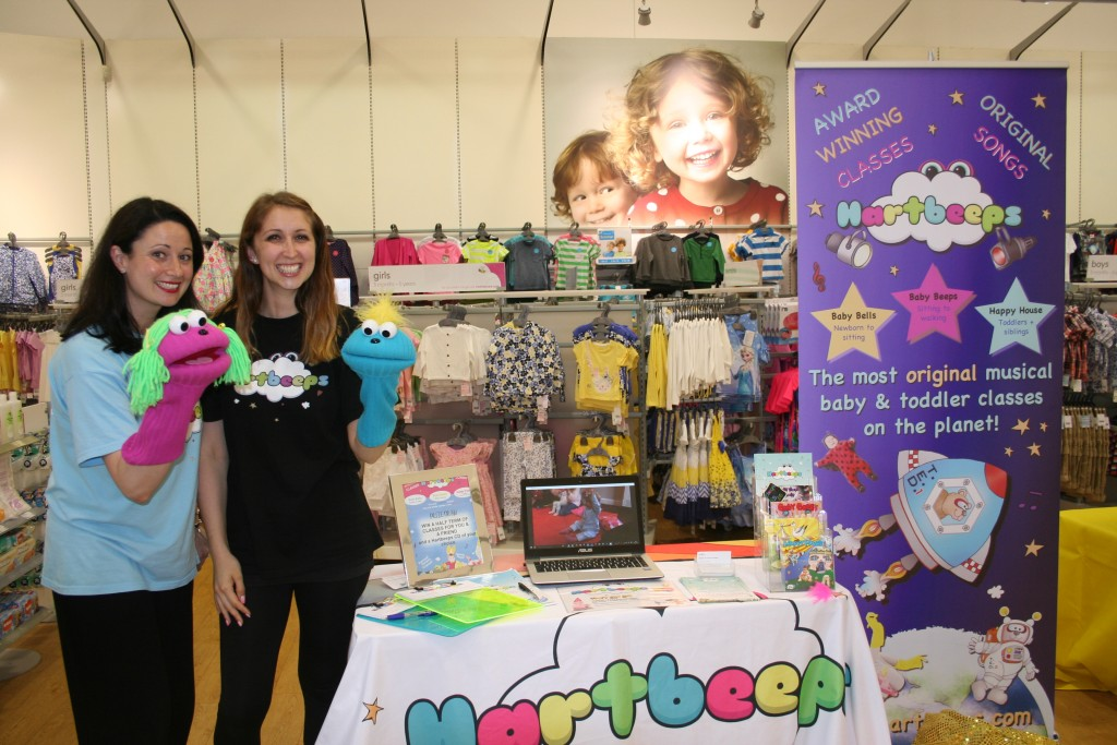 mothercare expectant parent evening event 2016 goodie bag hartbeeps baby classes what happens what's included what can i expect local area exclusive west norfolk