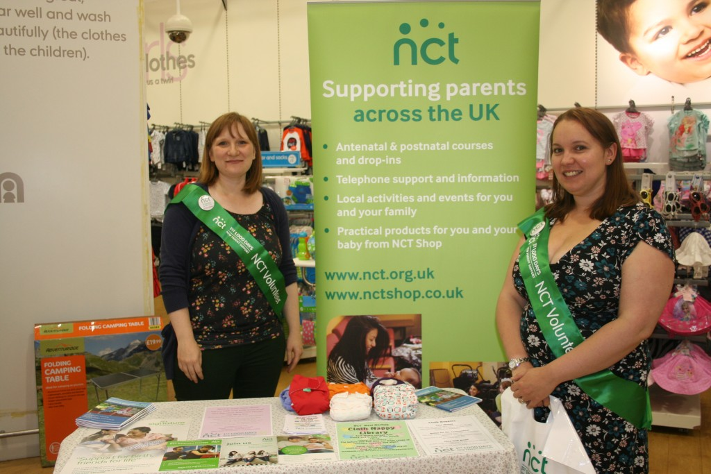 mothercare expectant parent evening event 2016 goodie bag NCT support information shop what happens what's included what can i expect local area exclusive west norfolk