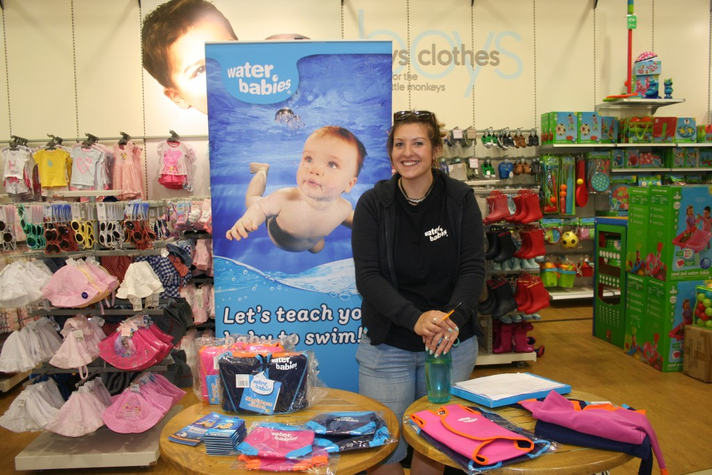 mothercare expectant parent evening event 2016 goodie bag water babies lessons classes swimming what happens what's included what can i expect local area exclusive west norfolk