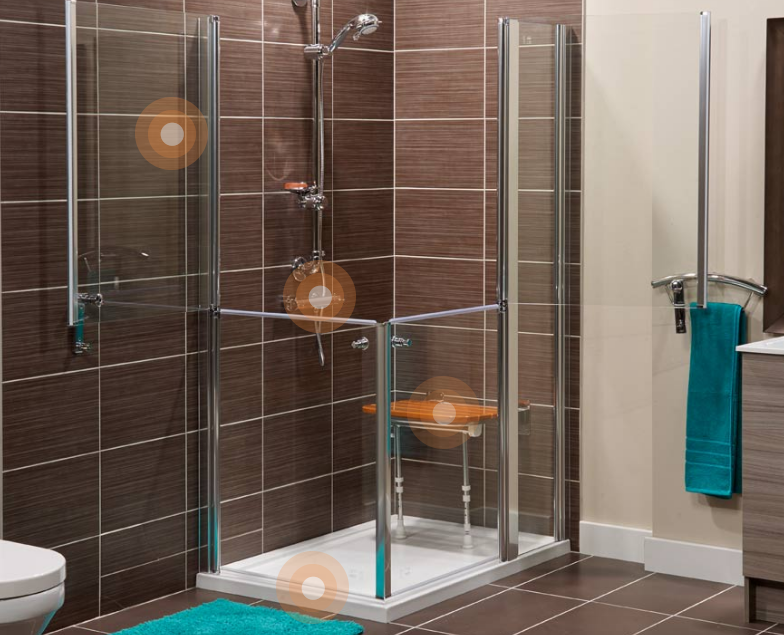 Making Our House A Home | Accessing Your Bathroom - Raising the Rings