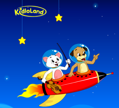kidloland app review giveaway educational iOS kidlo land games interactive
