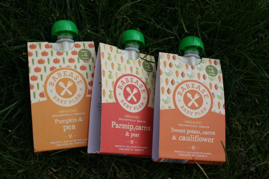 babease food pouches weaning flavours ingredients premium brand organic healthy good food for babies