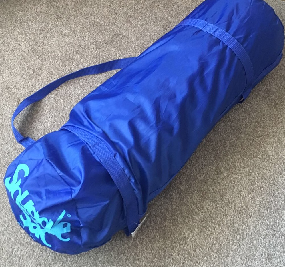 ollie and leila exclusively for children luxury childrens furniture snuggle sac review in the bag