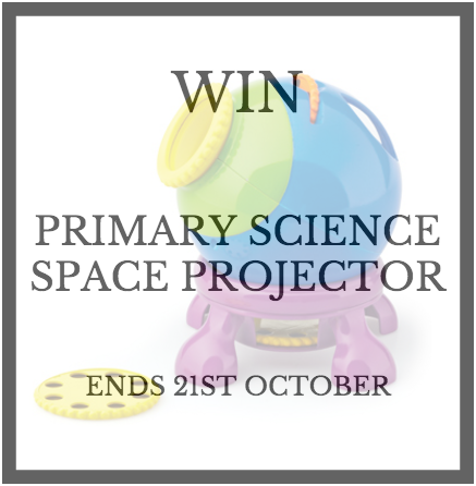 Win a primary science space projector telescope ends 21 october world space week learning resources celebrating planets asteroids comets moonwalk international space station tim peake inspired out of this world review