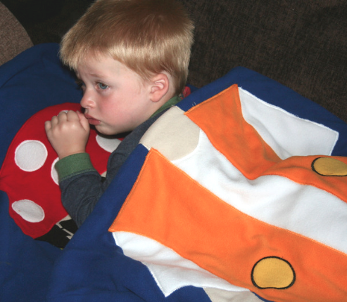 ollie and leila exclusively for children luxury childrens furniture snuggle sac review toby inside the pirate snuggle sac