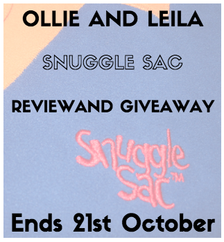 ollie and leila exclusively for children luxury childrens furniture snuggle sac review giveaway