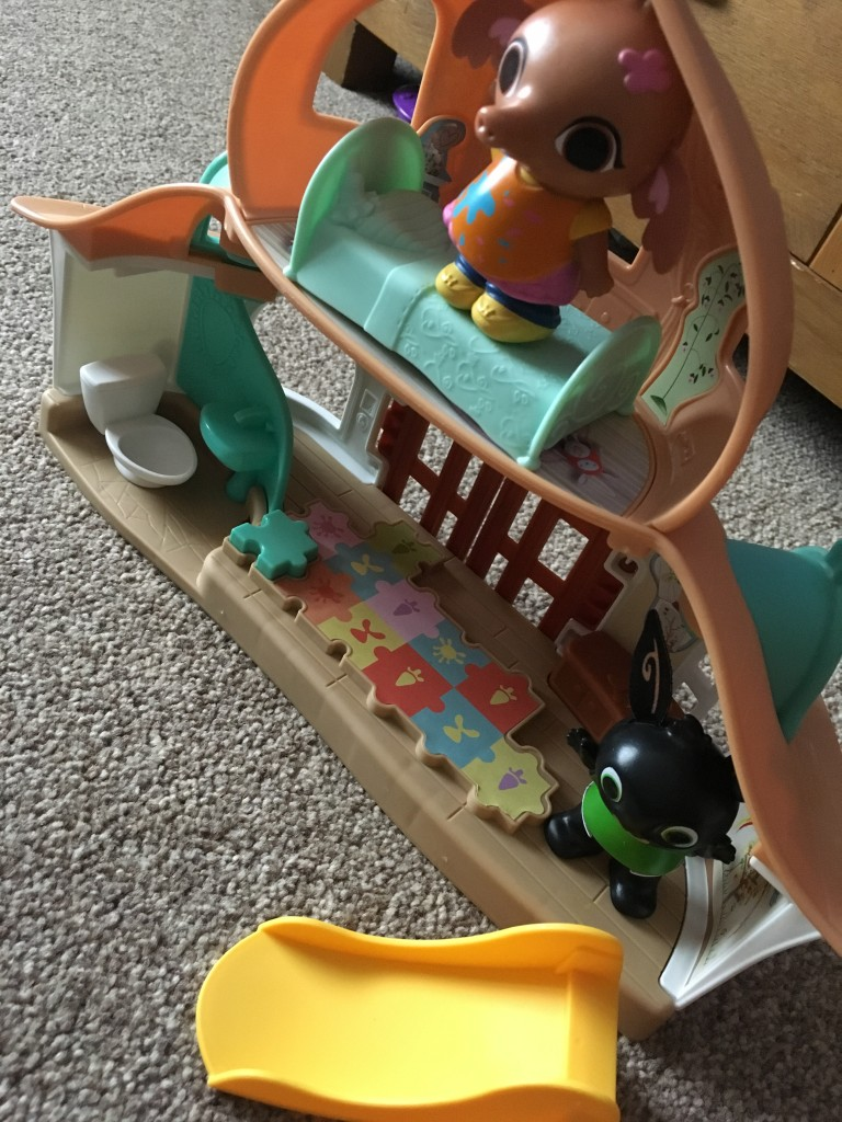 bing play set sula's house review fisher-price toys toilet training