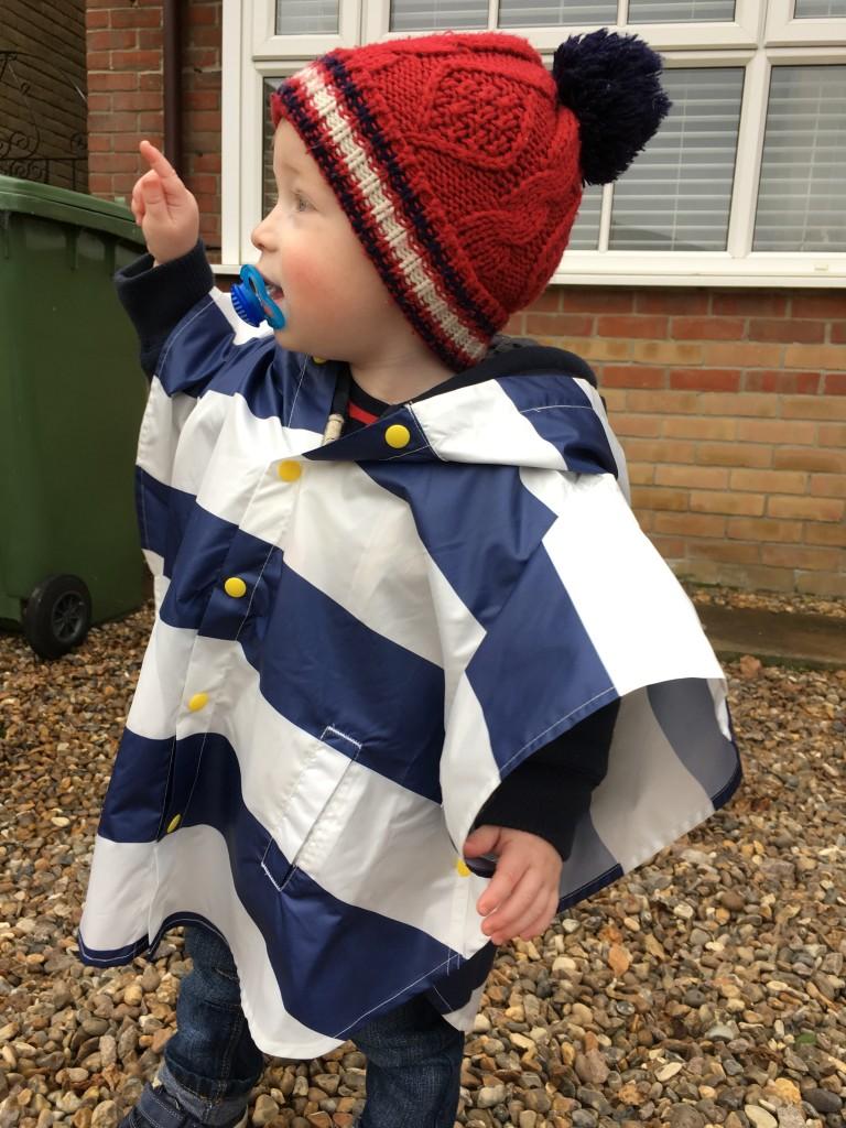 rockin baby autumn winter range wear outerwear rainwear poncho kids fashion clothing