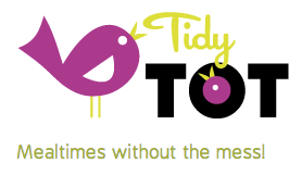 tidy tot logo mealtimes without the mess christmas bonanza weaning essential product giveaway