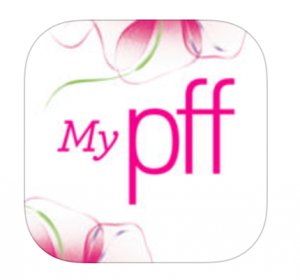 My PFF pelvic floor fitness exercises frequently asked questions app to track pelvic floor exercises innovative start your set TENA lights bladder weakness