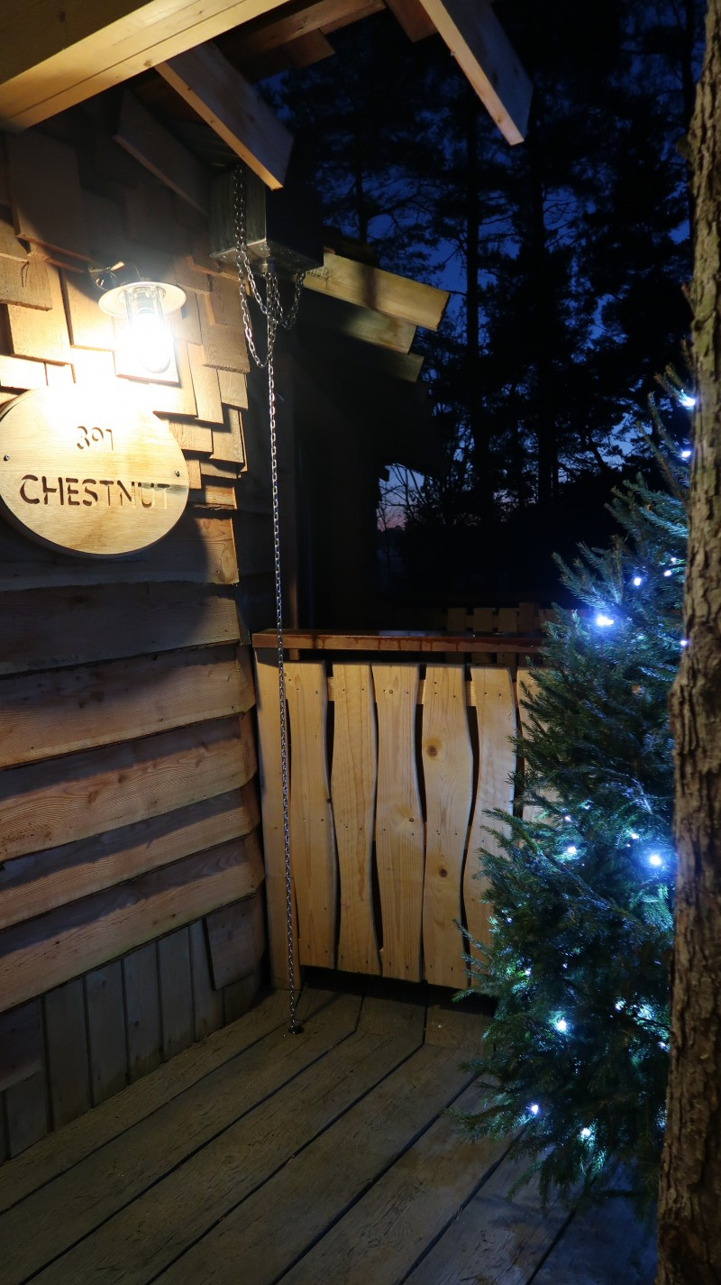 Center Parcs Treehouse Christmas Break 2016 - My review of our treehouse stay at center parcs Elveden Forest