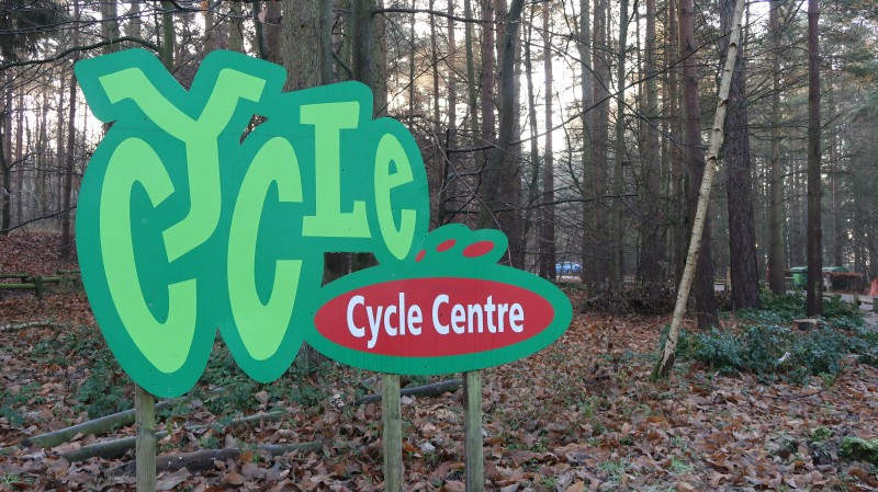 Cycle Store at Center Parcs Elveden Forest