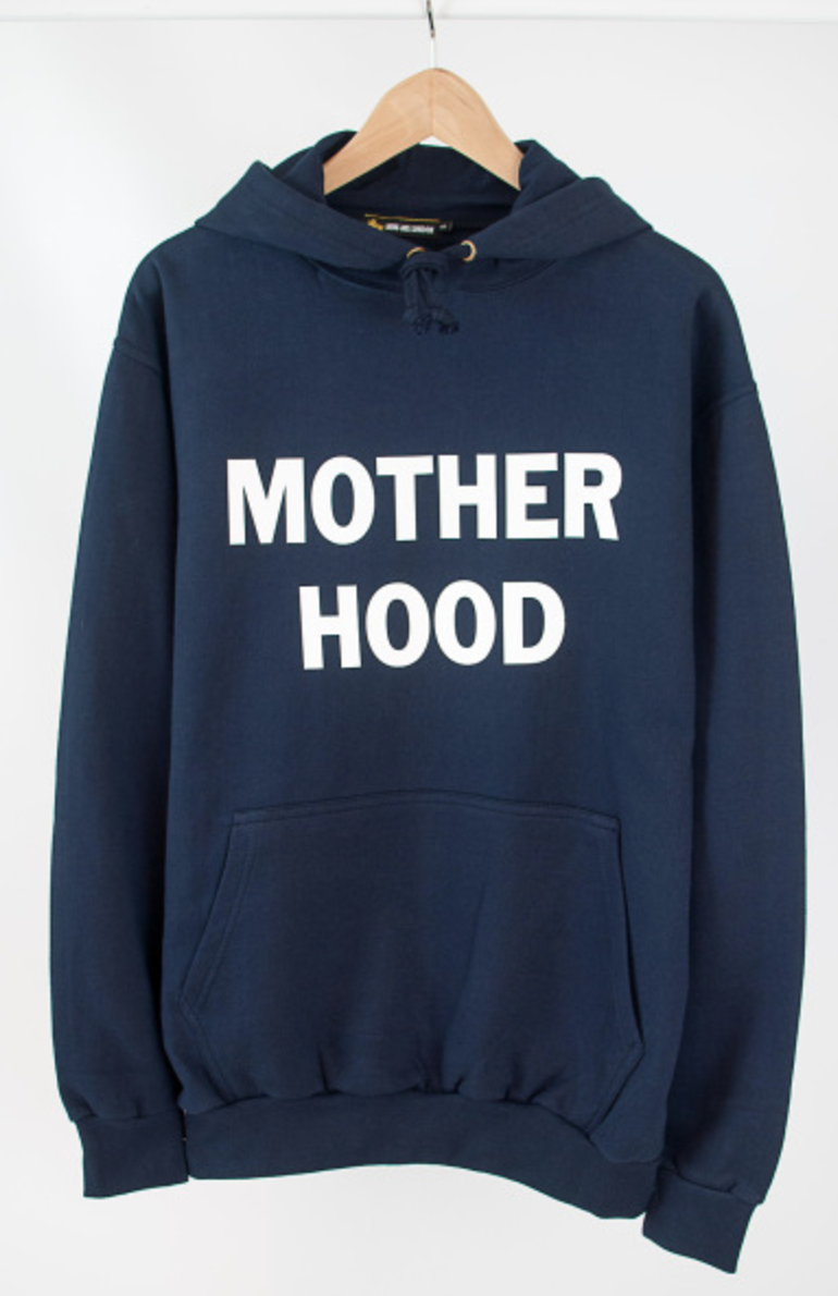 mini-me london twinning is winning clothes for mother and son whole family matching outfits mother's day gift guide alternative and thoughtful present for mum motherhood hoody
