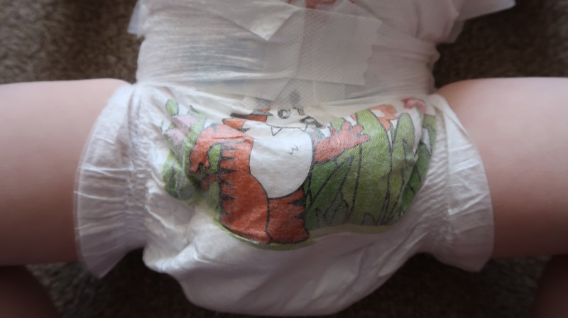 the conscious parent company eco nappies bambo nature size 5 design fit absorbency review discount code voucher money off raising the rings parents