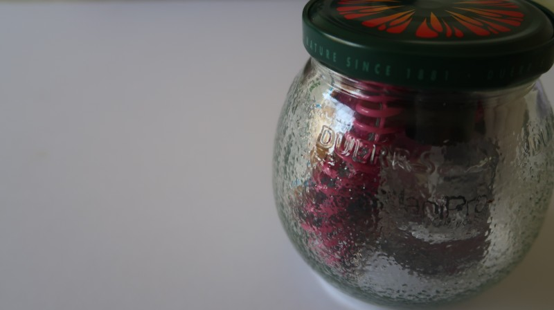 duerrs globe jar spa in a jar mother's day gift home made