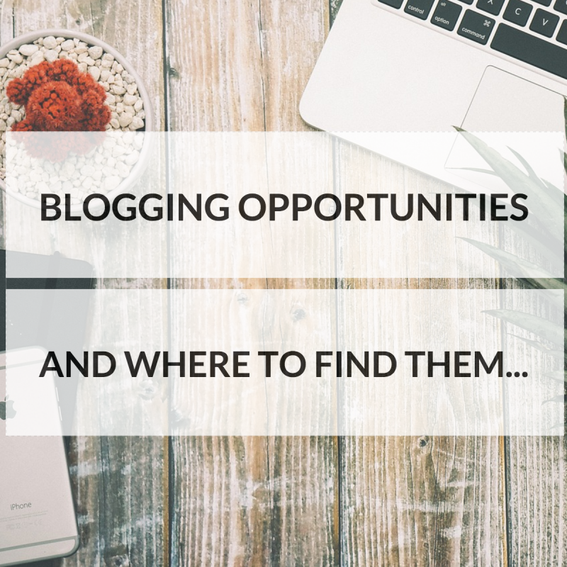 blogging opportunities and where to find them blogging-opportunities-and-where-to-find-them-blogger-opps-places-to-sign-up