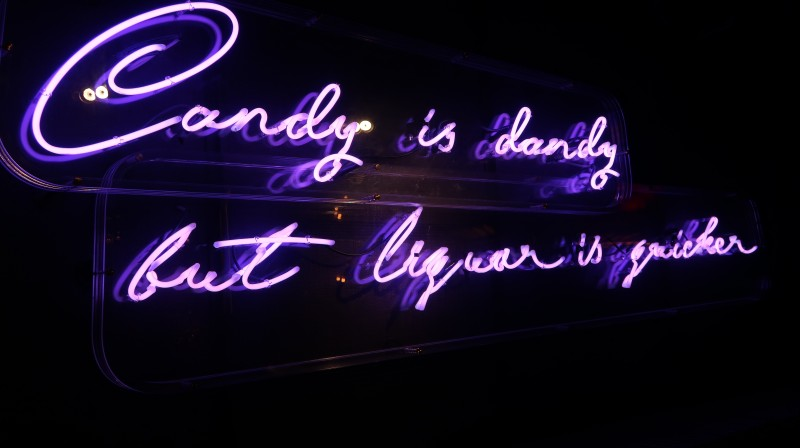 candy-is-dandy-but-liquor-is-quicker-alcohol-neon-sign-streetxo-mayfair-london-restaurant-david-munoz