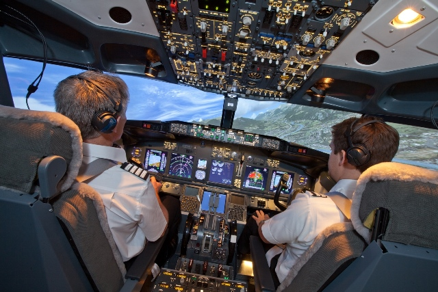 flight experience london simulator father's day idea for presents gifts guide something different
