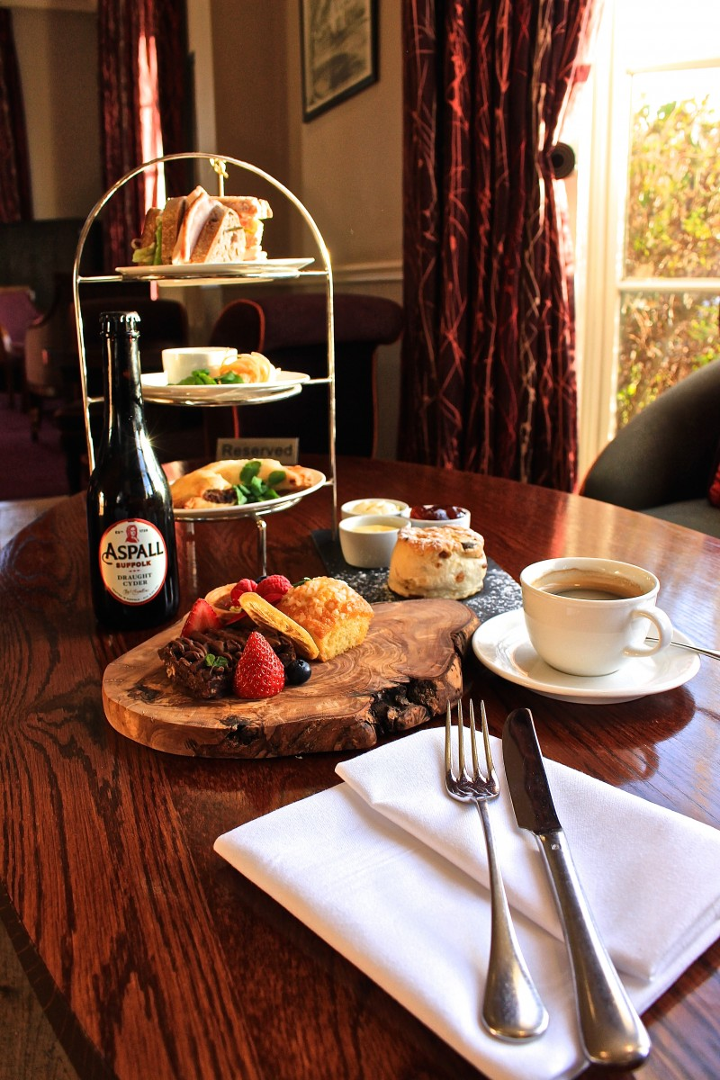 beford lodge hotel and spa gentleman's afternoon tea father's day gift guide present ideas