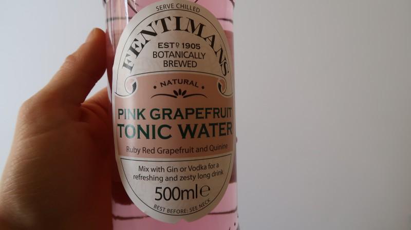 april 2017 degustabox review fentimans pink grapefruit tonic water mixer gin vodka refreshing zesty new idea