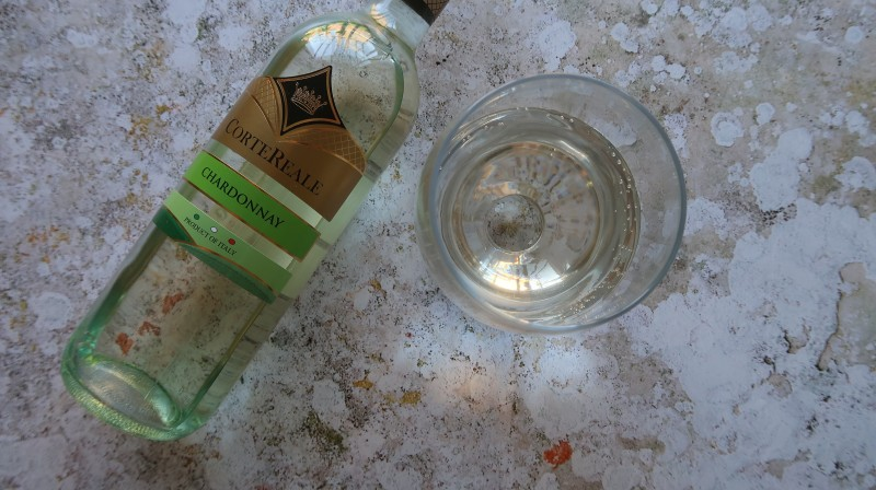 italian chardonnay cortereal sups wowbox review