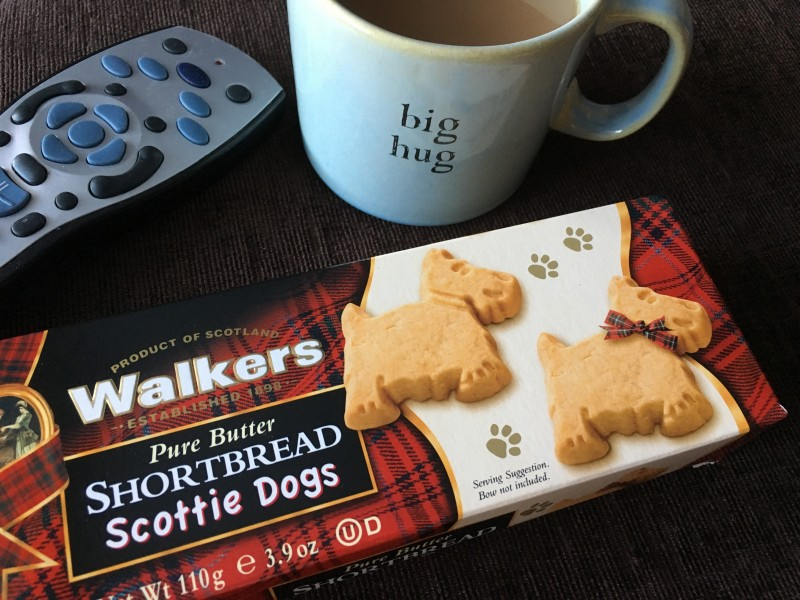 degustabox june 2017 contents and review walkers pure butter shortbread scottie dogs cup of tea