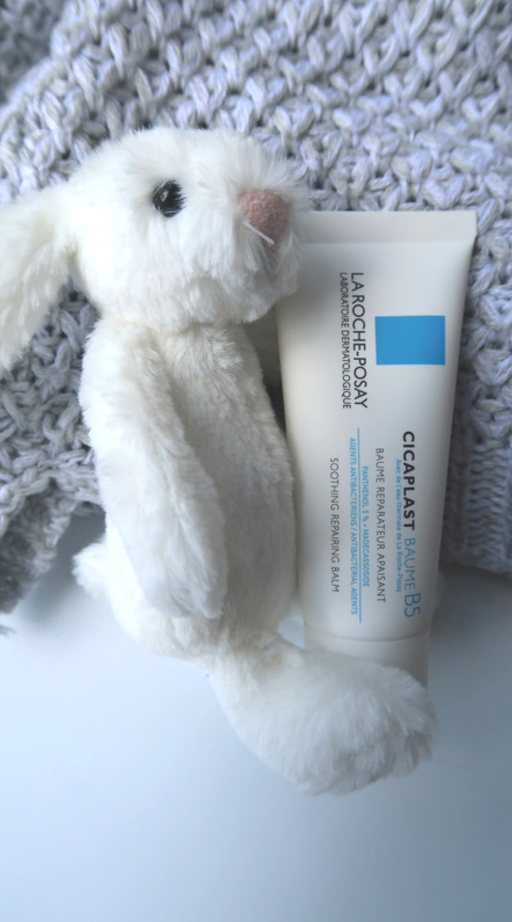 la roche-posay summer skincare baby range soothing and repairing balm