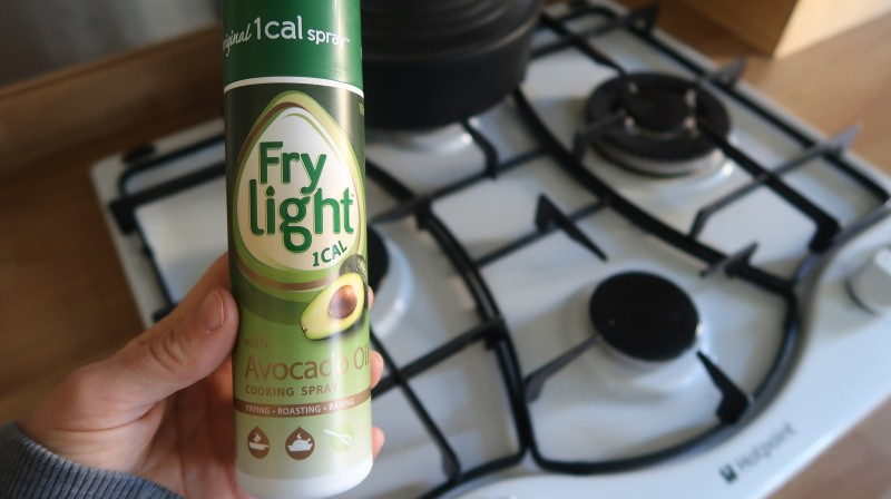 degustabox summer box july 2017 review fry light avocado 1 cal low calorie spray oil