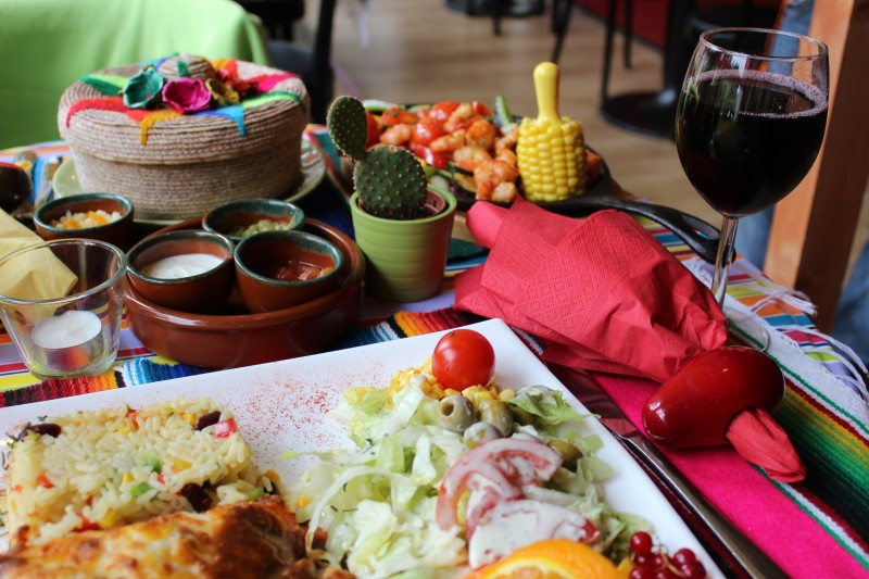 top mexican restaurants in the UK eateries food spicy
