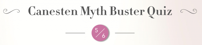 canesten myth buster quiz result let's talk about intimate health in women bacterial vaginosis and thrush know the difference