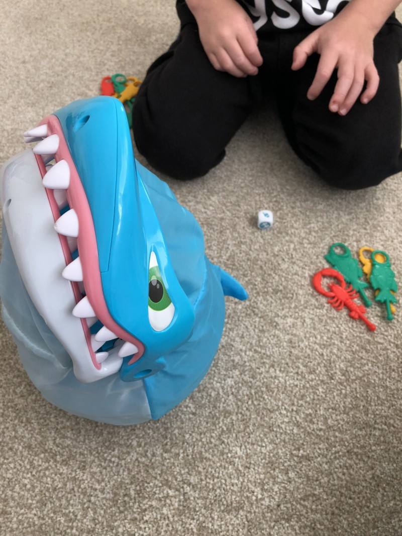 shark bite game review games for kids preschool toddlers easy motor skills