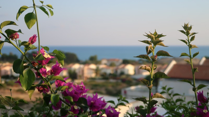 Top Five Tips To Help You Save For A Family Holiday cyprus villa view beach