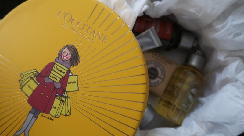 john lewis secret santa christmas present gift ideas l'occitane beauty icons gift set