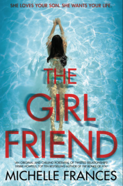 the girlfriend michelle frances review how does it end what happens boring not thrilling would not recommend