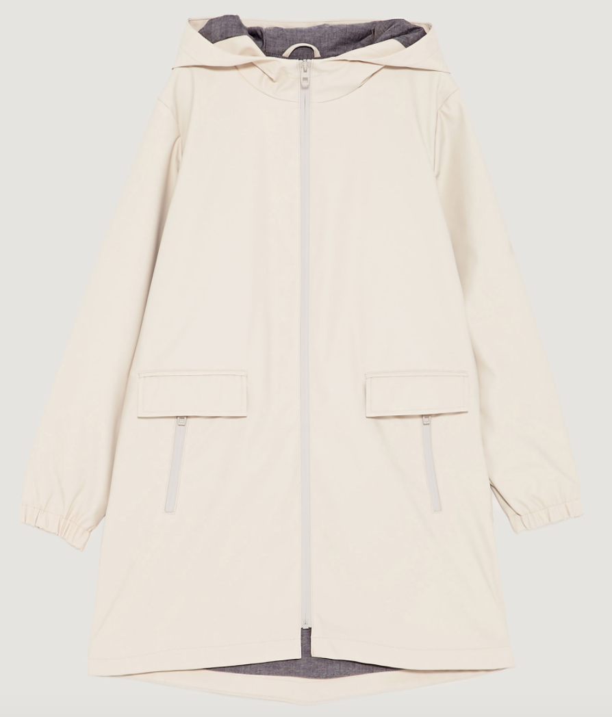 top five raincoats to get this autumn zara mac
