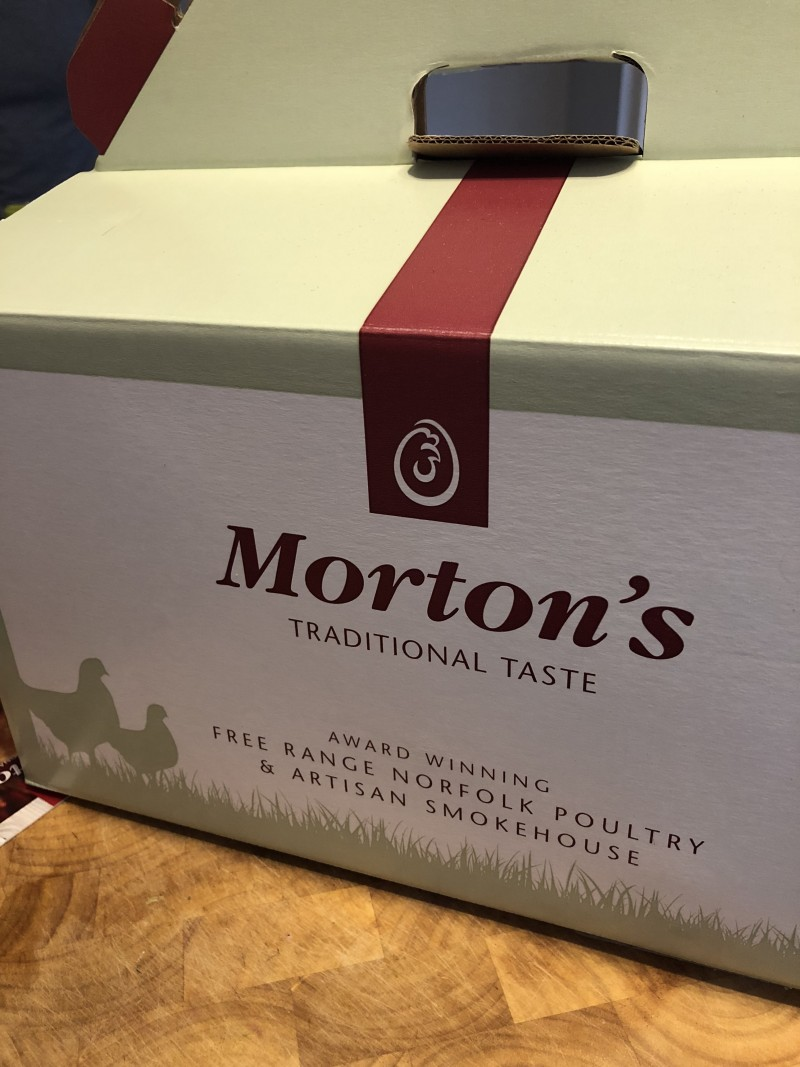 raising the rings christmas bonanza 30 days of giveaways win your christmas presents norfolk bronze turkey morton's traditional taste free-range organic himalayan salt chamber turkey curry recipe