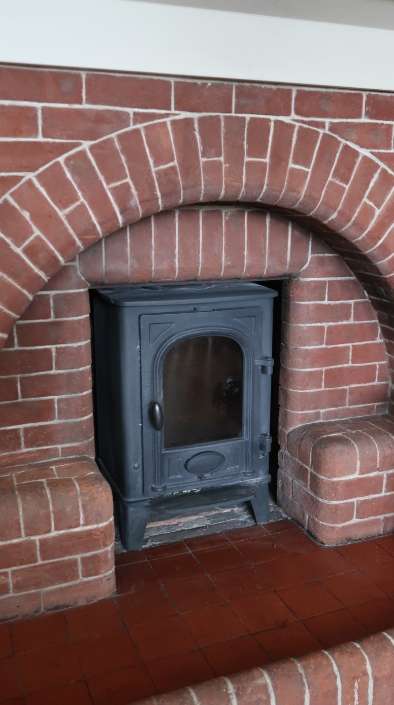 raising the rings ways to get and keep cosy this winter original edwardian fireplace with log burner