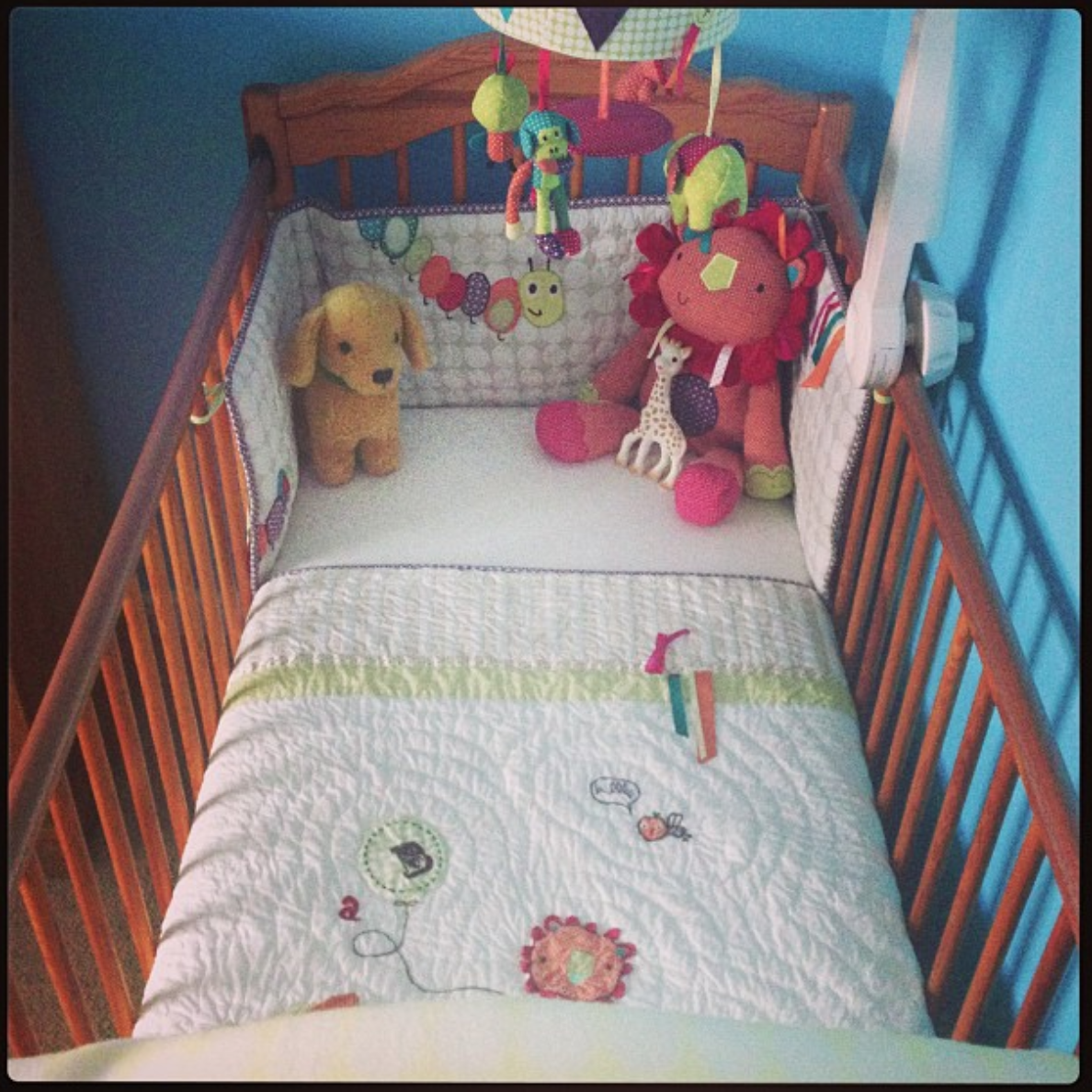 raising the rings cot with mamas and papas jamboree set on top moving from cot to bed cotbed transition
