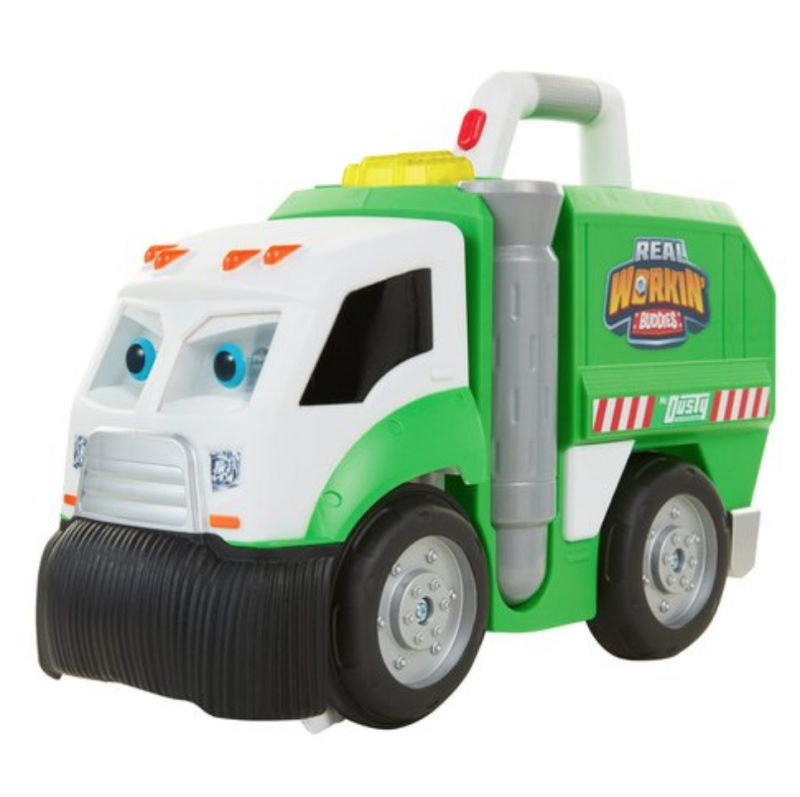 raising the rings christmas bonanza 30 days of giveaways win your presents ideas for children tidy up dusty the garbage truck real working buddies