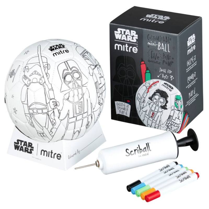 raising the rings christmas bonanza 30 days of giveaways win your christmas presents mitre star wars scriball scribble review merchandise stocking fillers for kids