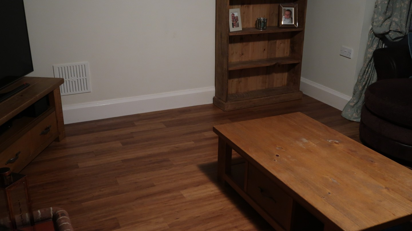 making our house a home overhauling the living room karndean flooring laminate