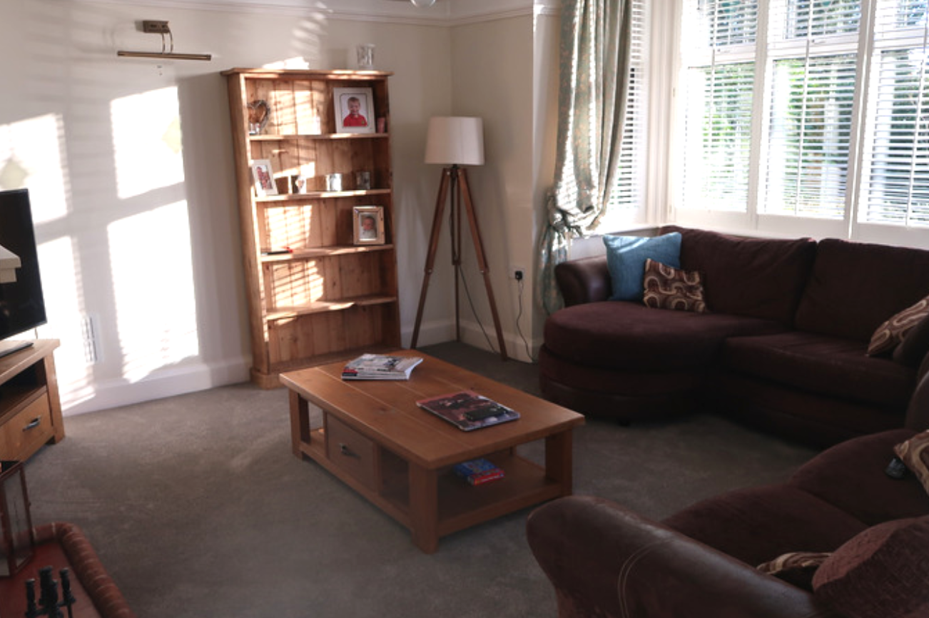 making our house a home overhauling the living room from karndean to carpet