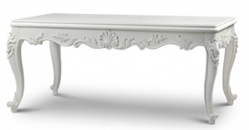 making our house a home creating a french inspired dining room area sophia dining table intricate design wood painted
