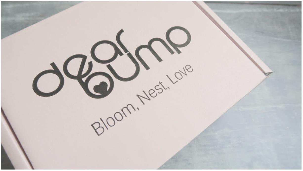 review dearbump pregnancy subscription box dear bump month 4 inside bloom nest love box