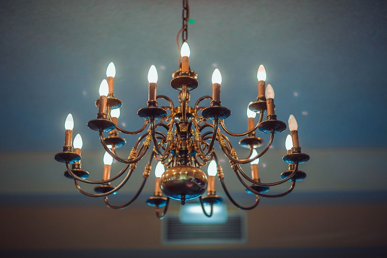 making our house a home creating a french inspired dining room area lighting over table chandelier candles