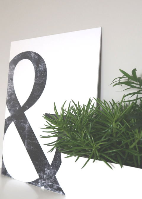 making our house a home with posterlounge prints and art review and ampersand forex lightweight foam marble effect